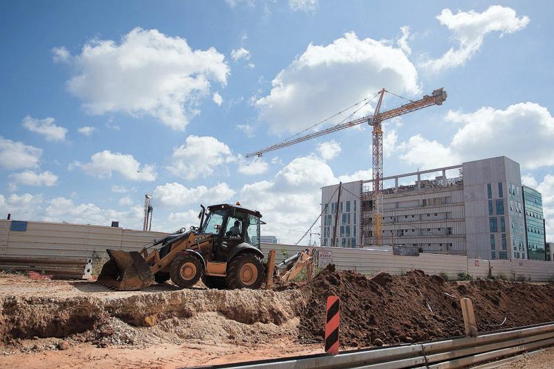 אתר בנייה (צילום אילוסטרציה: ג'ני גפטרשוסטר)