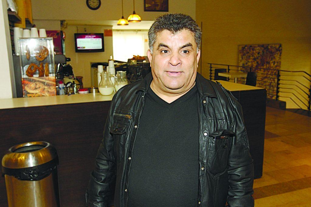 יגאל עדיקא (צילום: רפי דלויה)