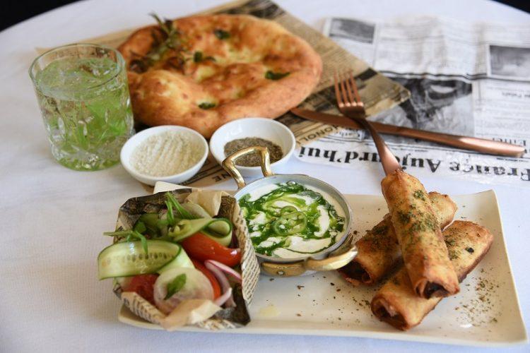 ערב יווני באברטו (צילום: אתי פריד)