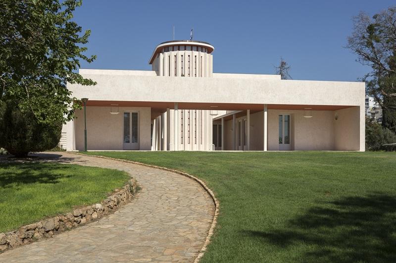 בית ויצמן (צילום: מיקלה ברסטו)