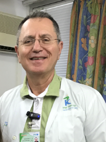 """ד""""ר מתיתיהו (צילום: אופיר לוי, המרכז הרפואי קפלן)"""