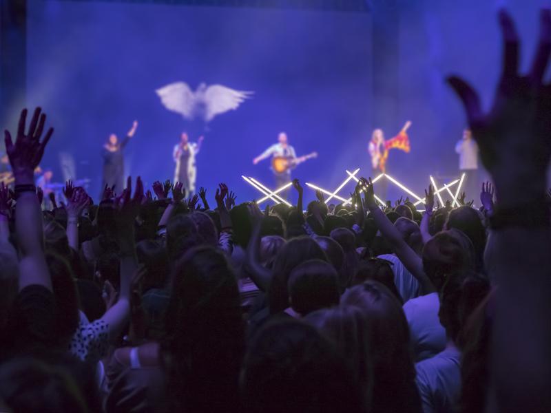 הופעה (צילום: א.ס.א.פ קריאייטיב / INGIMAGE)