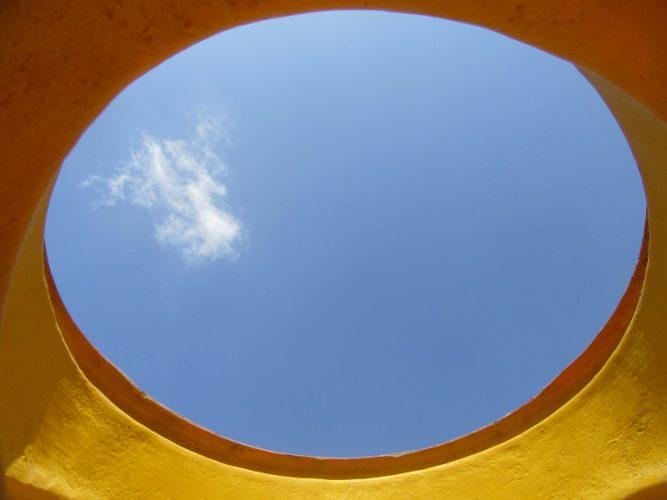 הענן הכלוא - בן זאודה