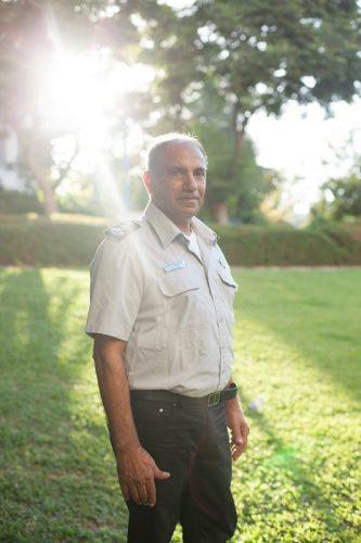 שמעון גמליאל (צילום: ג'ני גפטרשוסטר)