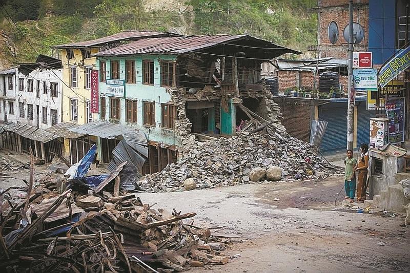 עזרה רפואית מ ישראל ב נפאל ישראייד רעידת אדמה בנפאל בשנת 2015 (צילום: מיקי נועם אלון)
