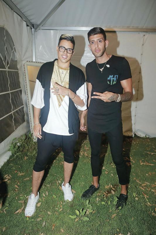 סטטיק ובן אל (צילום: שוקה כהן)