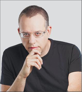 אייל דורון (צילום: אלעד דוד)