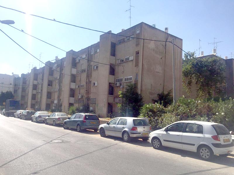 """הבניינים שיעברו תמ""""א ברחוב ההגנה"""