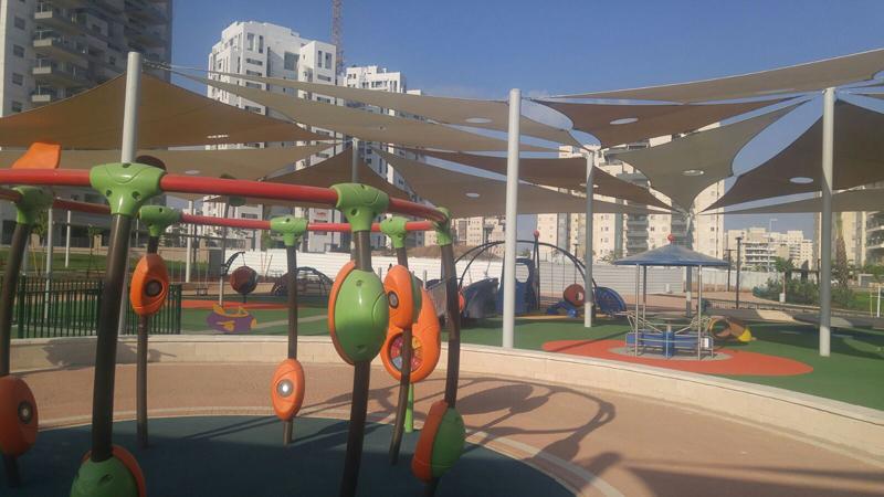 מודיעין בשכונת רחובות המדע נפתח פארק חדש בשטח של כ-13 דונם - ערים DN-12