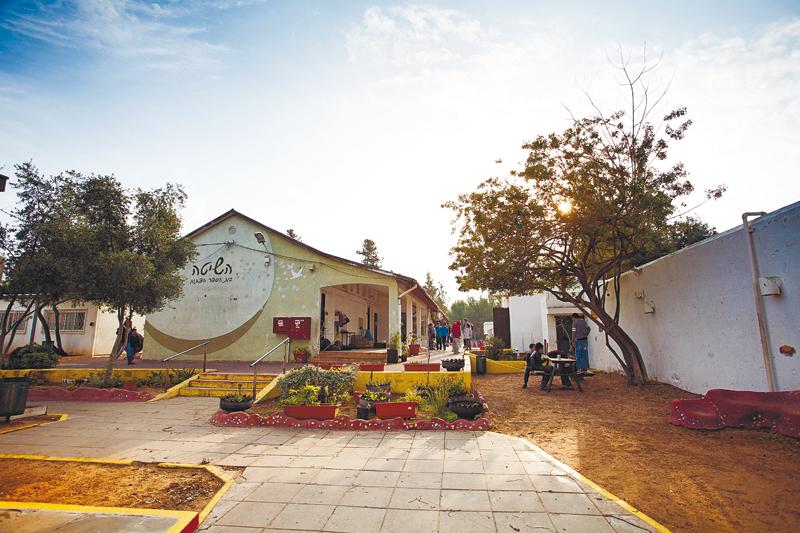 בית הספר הפתוח השיטה (צילום: ג'ני גפטרשוסטר)