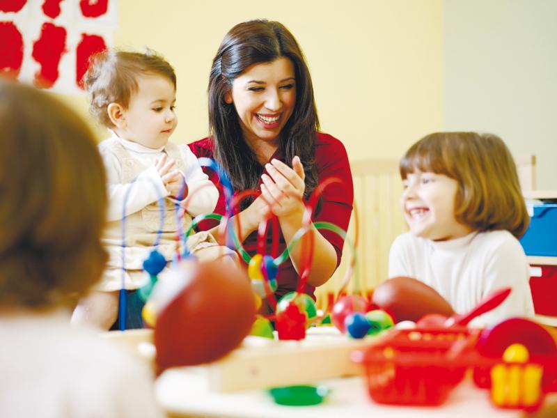 גן ילדים (צילום אילוסטרציה: ASAP/INGIMAGE)