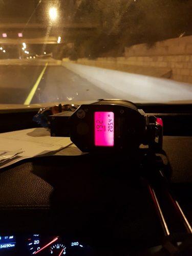 """192 קמ""""ש על הכביש"""
