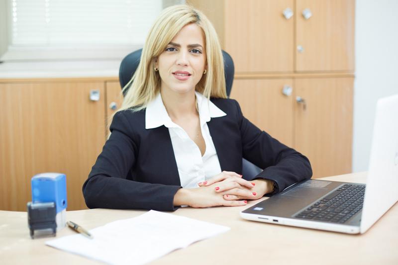 עורכת דין בת חן טייץ (צילום ג'ני גפטרשוסטר)
