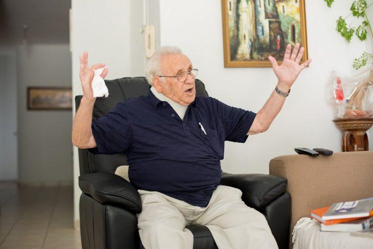 יעקב אברהמי (צילום: ג'ני גפטרשוסטר)