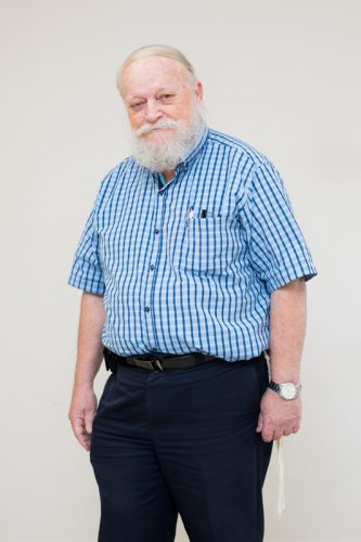 רוברט וייסהאוס (צילום: ג'ני גפטרשוסטר)