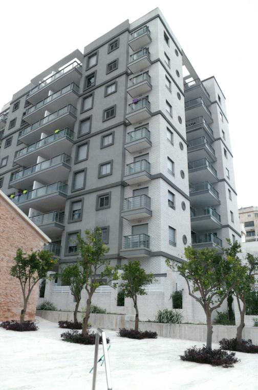 גורודסקי 4 - הבניין היפה לשנת 2016