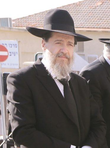 הרב בן ציון קוק
