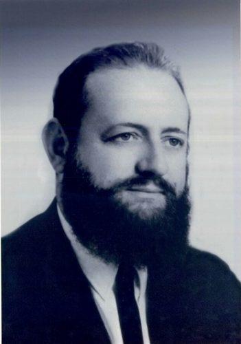 """הרב שלמה קוק ז""""ל (צילום: מתוך אתר הרבנות הראשית)"""