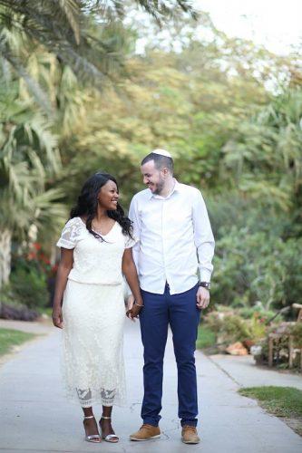 יוני בלאי ואשתו יפה