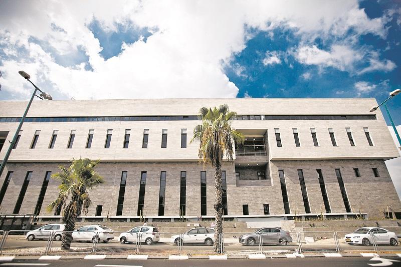 בית משפט מחוזי מרכז (צילום: דודו בכר)