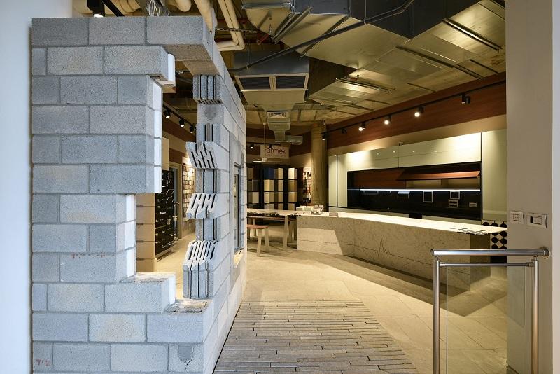 מרכז המבקרים של מרכז הבנייה הישראלי