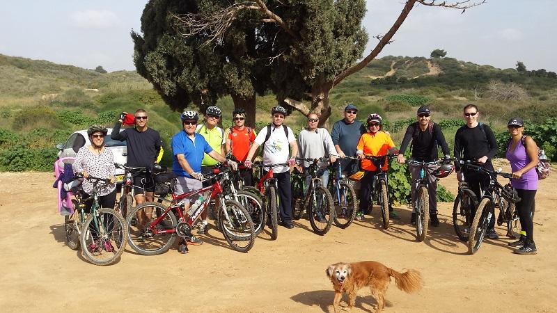 קבוצת פעילי האופניים של רחובות