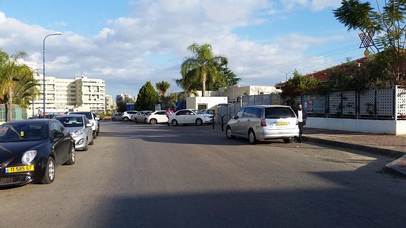 רחוב קלמן ביאלר (צילום: אלעד חיימוביץ')
