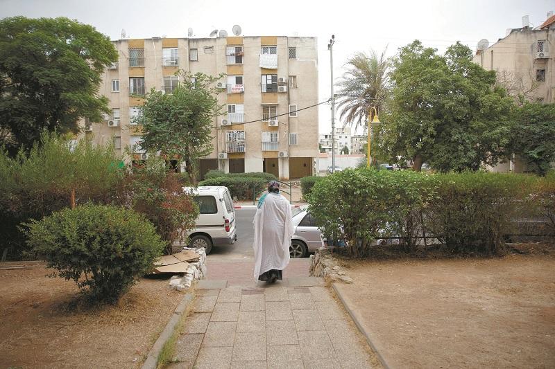 שכונת קרית משה (צילום: מוטי מילרוד)
