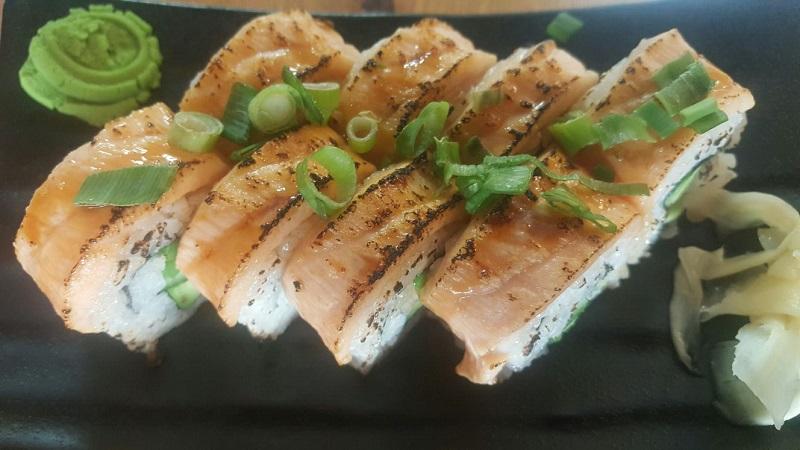 סושי חדש ברשת הסושיה