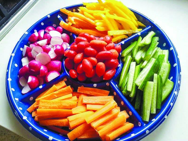 תזונה בריאה בגני הילדים ברחובות