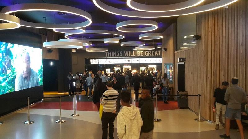בתי הקולנוע ברחובות ביום הקולנוע הישראלי