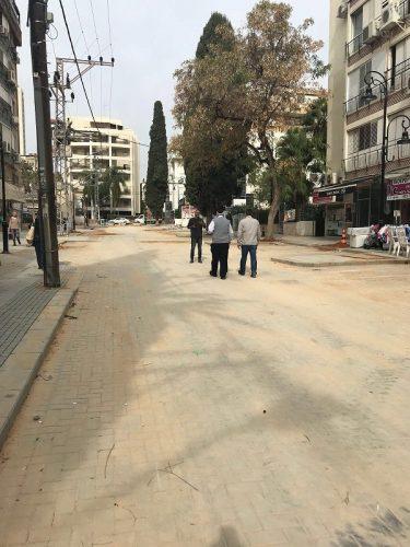הסיור ברחוב אחד העם