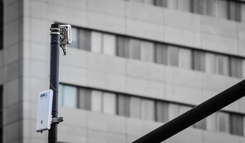 קופסאות התקשורת האלחוטית שפוזרו ברחובות