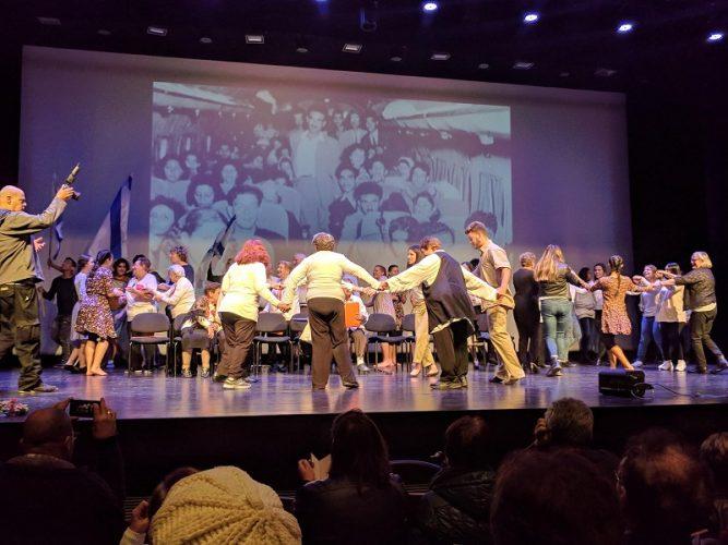 ערב ההצדעה לניצולי השואה