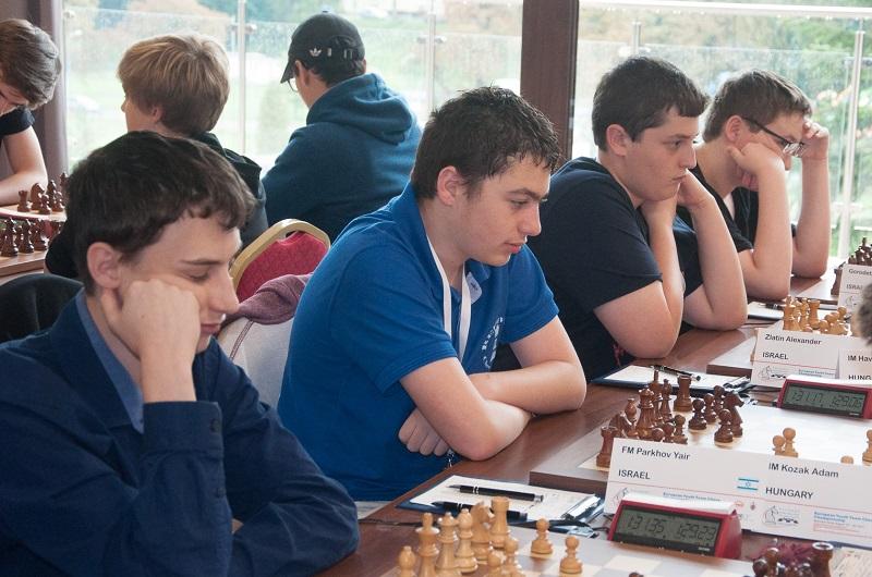 אליפות המדינה לנוער בשחמט