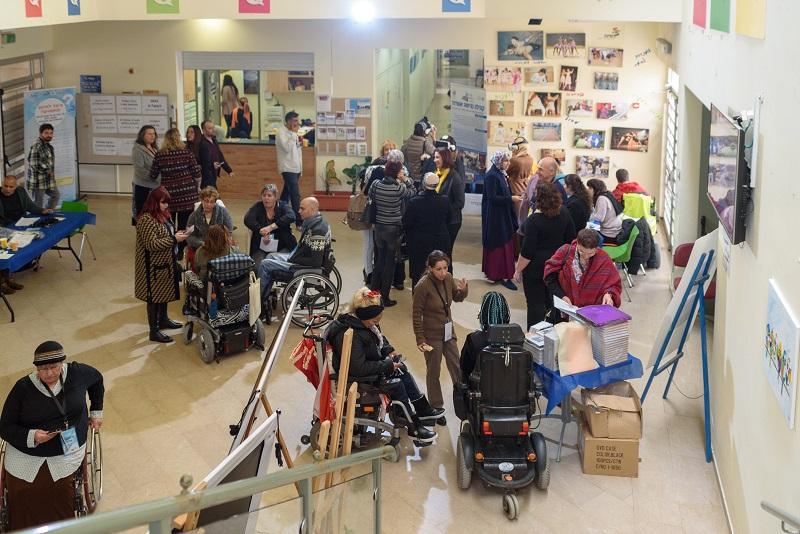 הכנס הארצי של קהילה נגישה (צילום: דני כתרי)