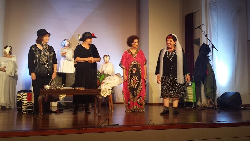 קבוצת התיאטרון הקהילתי למבוגרים