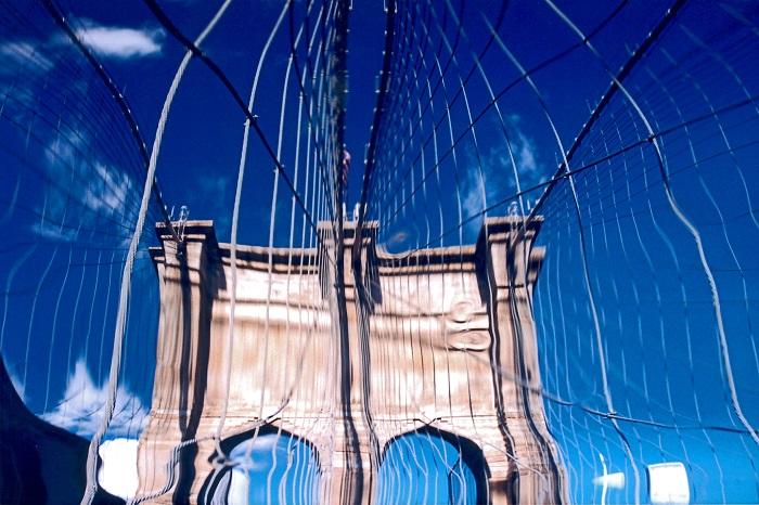 גשר ברוקלין (צילום: איתן ויטקון)