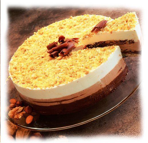 עוגת שוברט דה לה פה