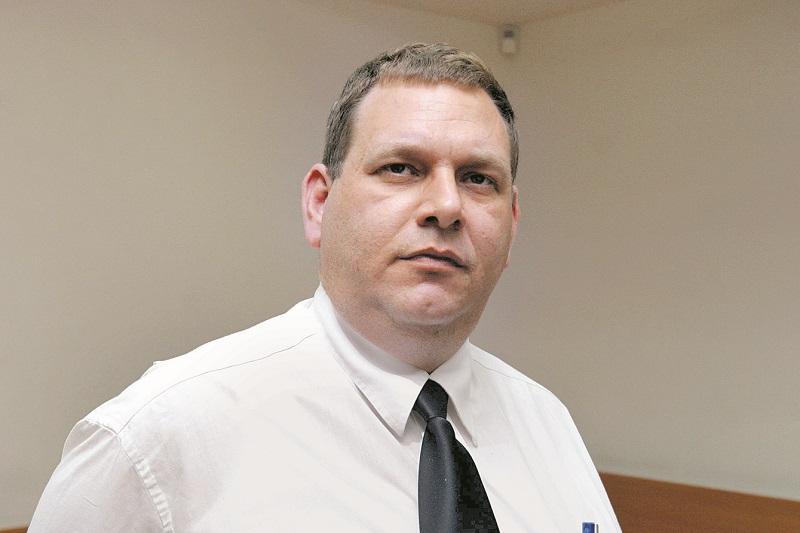 עורך הדין ירון פורר (צילום: ניר שמול)