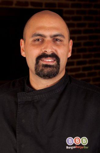 שף אילן פנחס (צילום: אסף לוי)