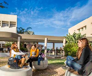 המכללה האקדמית אחווה (צילום: אדי ישראל)