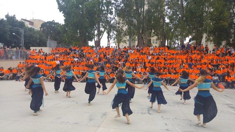 """בני הנוער באירוע השיא של """"אמץ אתר"""" אשתקד"""
