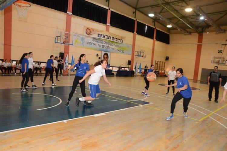 טורניר כדורסל לזכרה של טופז אבן-חן קליין