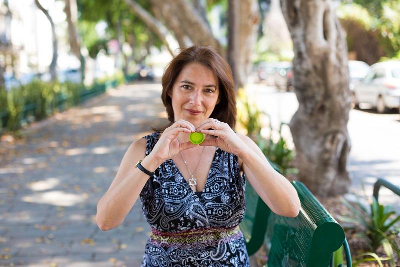 לידיה קורדירו (צילום: ג'ני גפטרשוסטר)