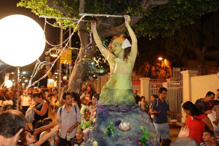 ציון לשבח בפסטיבל הפסלים 2018 לנורית יחיאלי