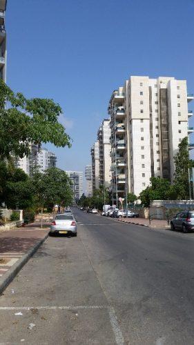 שכונת רחובות החדשה