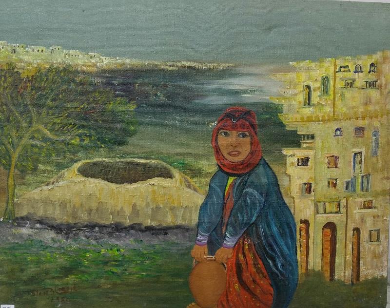 מציוריה של שושנה דמארי