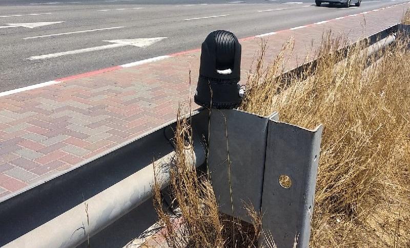 המצלמות הטקטיות של משטרת ישראל (צילום: דוברות המשטרה)