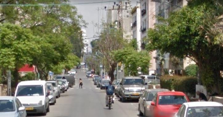 רחוב ויצמן ברחובות